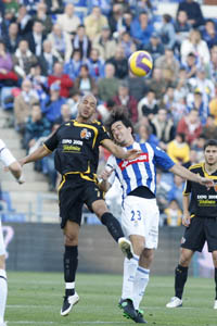 Recreativo 2 Real Zaragoza 1