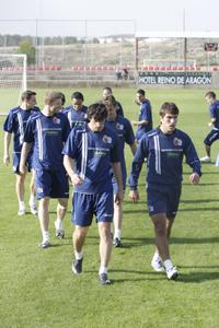 Lista de convocados Real Zaragoza - Valencia